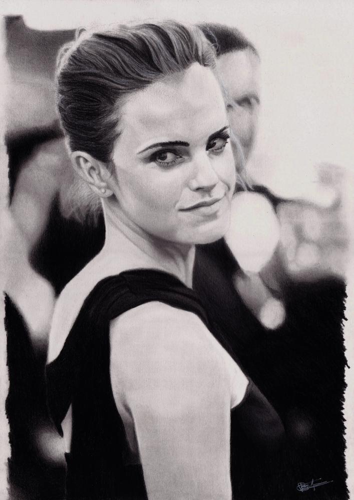 Emma Watson por Kaiser